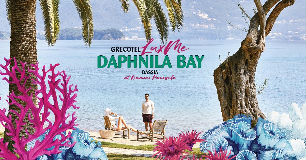 Daphnila Bay Dassia all inclusive luxury hotel