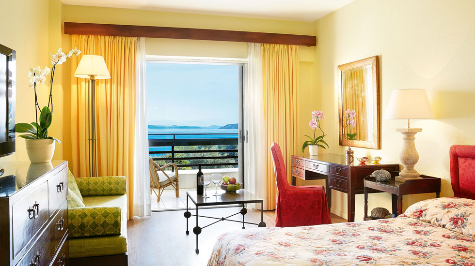 Double Room Sea View | Master Bedroom with amazing sea views