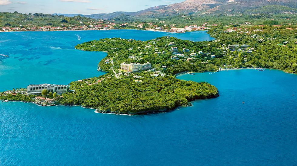 Daphnila Bay Thalasso Corfu hotel
