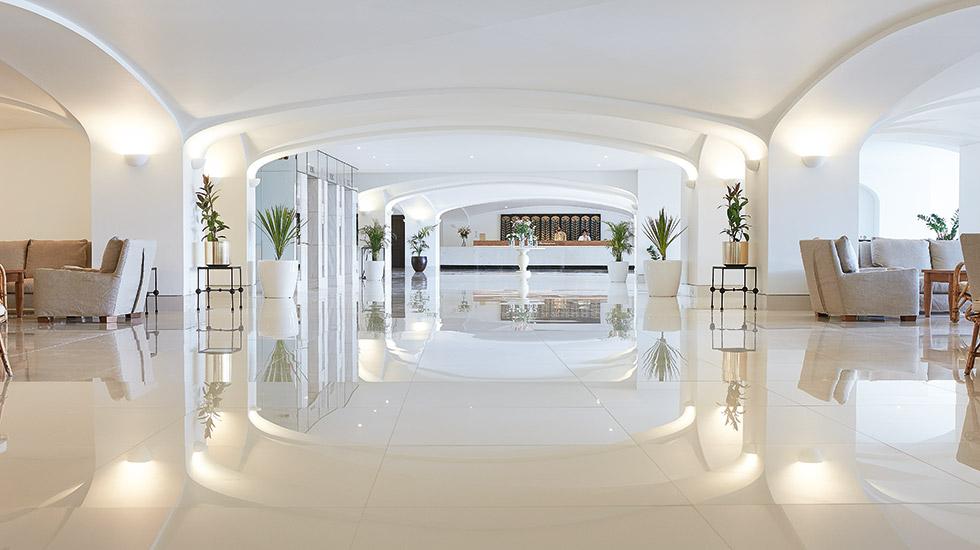 Daphnila Bay Thalasso Corfu New Lobby Lounges