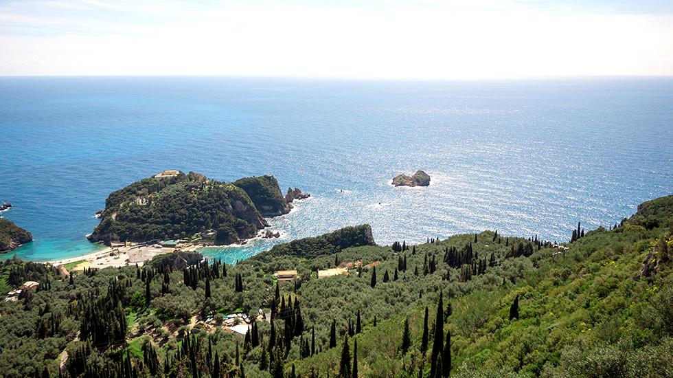Corfu Island Sightseeing