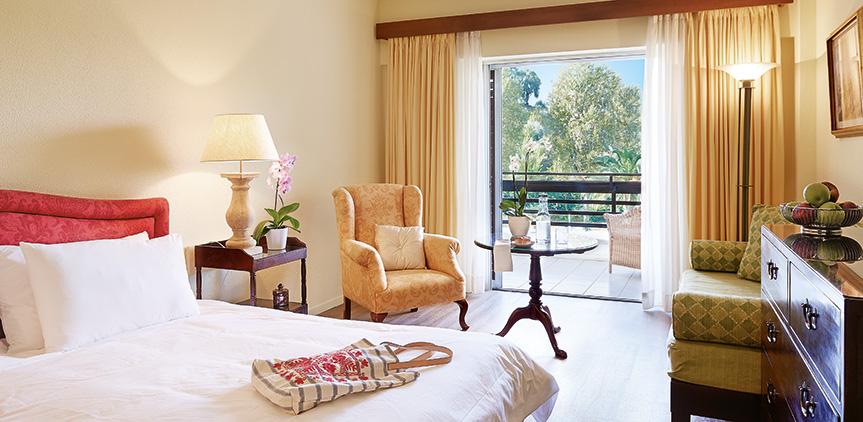 Double-Rooms-at-Corfu-Daphnila-Bay-Hotel