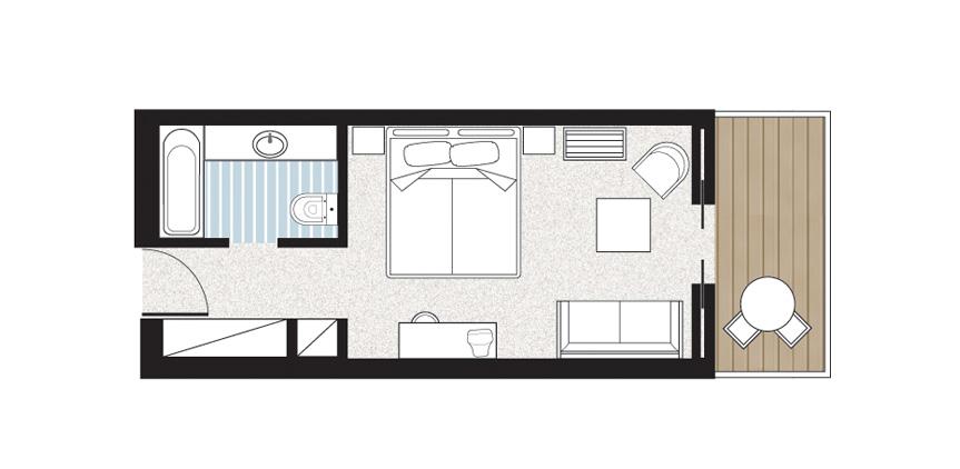 Double-room-floorplan