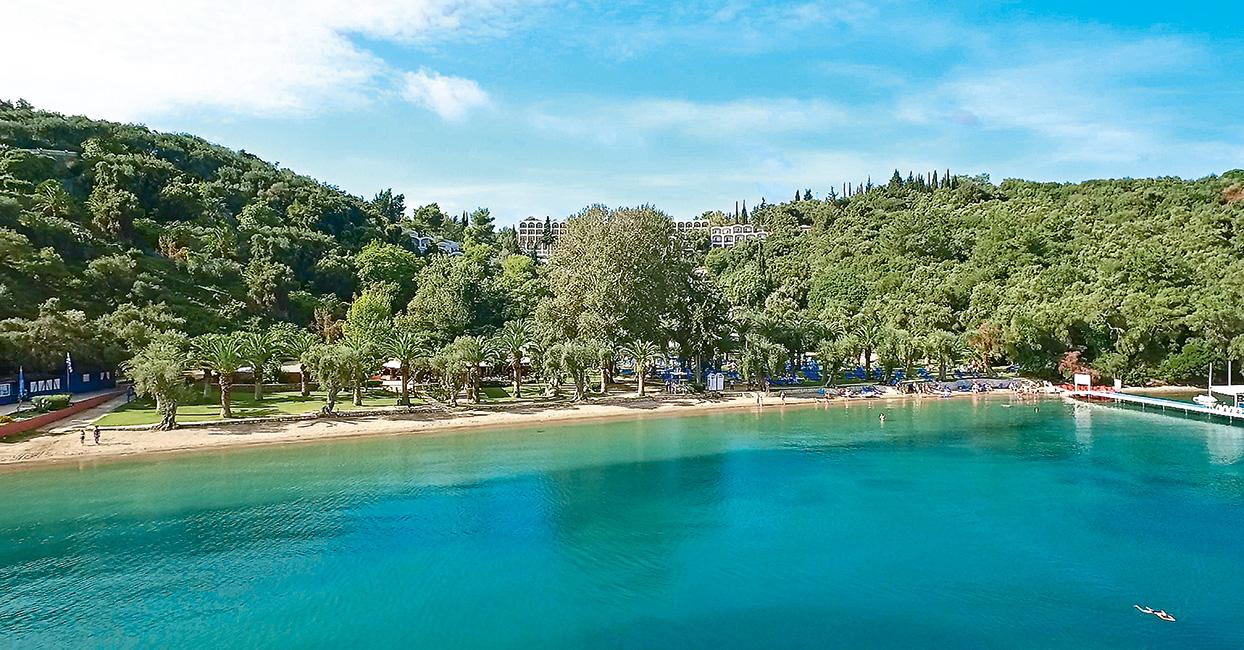 Luxury All Inclusive Hotel in Corfu, Daphnila Bay Dassia